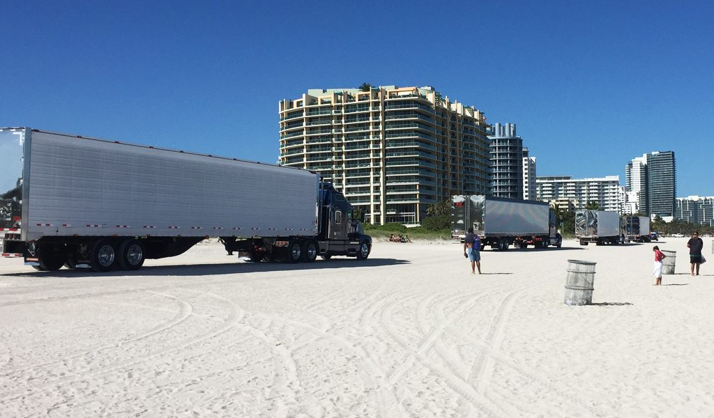 Trucks-Beach